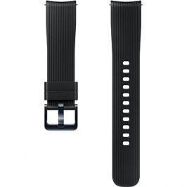 Samsung Galaxy Watch Silicone Band (20mm) Černá