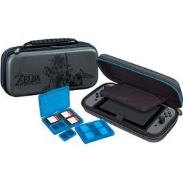 BigBen Official travel case Zelda šedý - Nintendo Switch