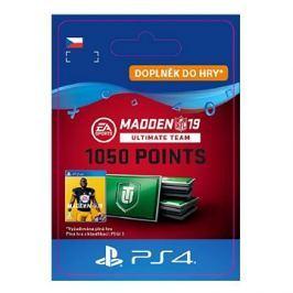 Madden NFL 19 Ultimate Team 1050 Points Pack - PS4 CZ Digital