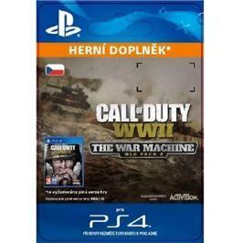 Call of Duty: WWII - The War Machine - PS4 CZ Digital