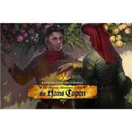 Kingdom Come: Deliverence - The Amorous Adventures of Bold Sir Hans Capon (steam DLC)