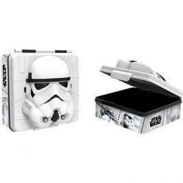 Toro Svačinový box plastový 3D Star Wars, 600ml
