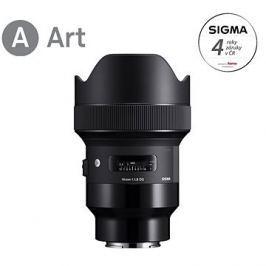 SIGMA 14mm f/1.8 DG HSM ART pro Sony E