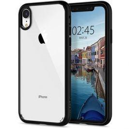 Spigen Ultra Hybrid Matte Black iPhone XR