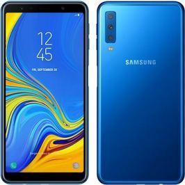 Samsung Galaxy A7 Dual SIM modrá