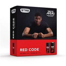 STR8 Red Code kazeta