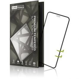 Tempered Glass Protector 3D Case Friendly pro iPhone XS Max Černé