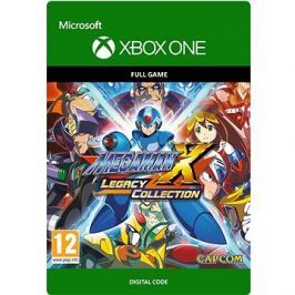 Mega Man X Legacy Collection - Xbox One DIGITAL