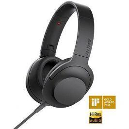 Sony Hi-Res H.ear MDR-100 černá