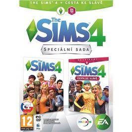 The Sims 4: Cesta ke slávě bundle (Plná hra + rozšíření)