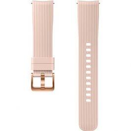Samsung Galaxy Watch Silicone Band (20mm) Růžová