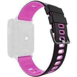 IMMAX pro hodinky SW9, černo-růžový
