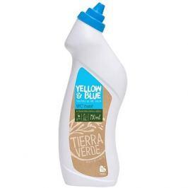 YELLOW & BLUE WC čistič 750 ml