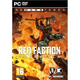 Red Faction Guerrilla Re-Mars-tered Edition (PC) PL DIGITAL (CZ)