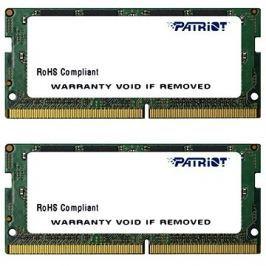 Patriot SO-DIMM KIT 16GB DDR4 2400MHz CL17 Signature Line