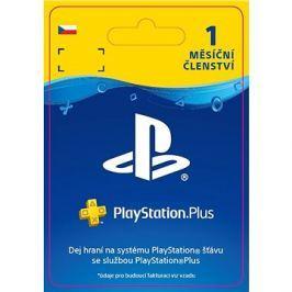 PlayStation Plus členství na 1 měsíc - CZ Digital