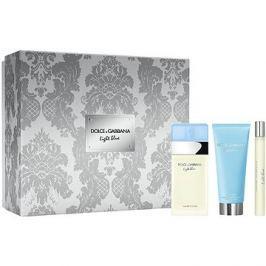 Dolce & Gabbana Light Blue EDT 100 ml + BCR 100 ml + EDT 10 ml