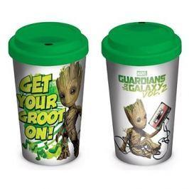 Strážci Galaxie - Groot - cestovní hrnek