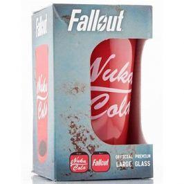 Fallout - Nuka Cola - sklenice
