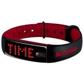 Sigma Activo černo-červený