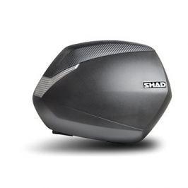 SHAD Boční kufry na motorku SH36 karbon (pár)