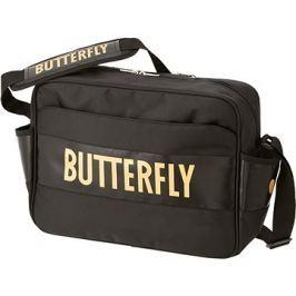 Butterfly Stanfly přes rameno