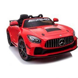Mercedes-Benz GT4, červené