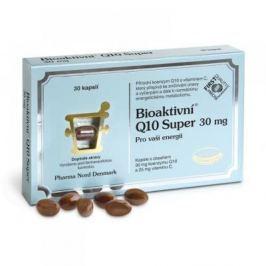 PHARMA NORD Bioaktivní Quinon Q10 Super cps.30x30mg