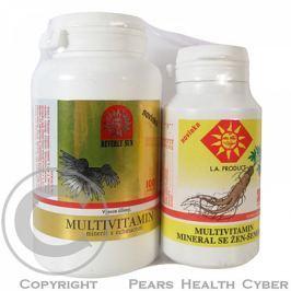 Multivitamin-minerál echinacea tbl.100