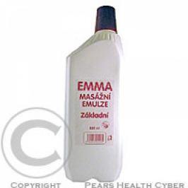 Emma masážní emulze základní 1000ml