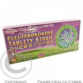 Eleuterokokové tablety Stosil 10 tobolek