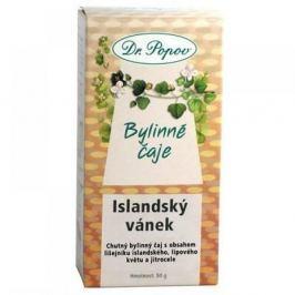 DR. POPOV Islandský vánek čaj 50 g