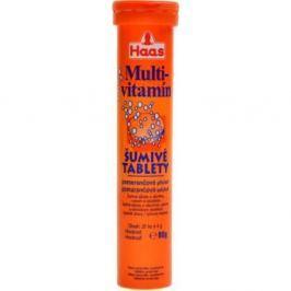 PEZZ-HAAS Multivitamín pomeranč 20 rozpustných tablet