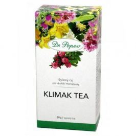 DR. POPOV Klimak čaj 50 g
