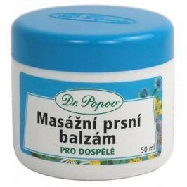 DR. POPOV Masážní prsní balzám pro dospělé 50 ml