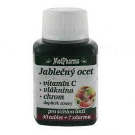 MedPharma Jablečný ocet+vláknina+vitamin C+chrom tbl.37