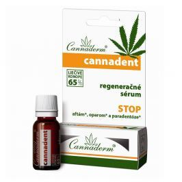 Cannadent sérum 5 ml