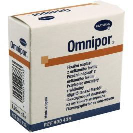 Náplast Omnipor netkaný textil 2.5 cmx5 m 1 ks