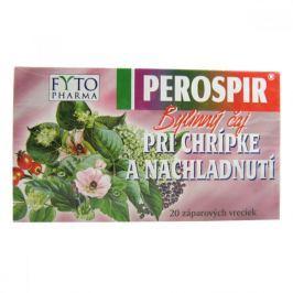 Bylinný čaj při chřipce + nachlazení 20x1 g Fytophar