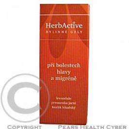 HERBACTIVE-gel - bolest hlavy + migréna 20 ml PAVES