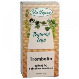 DR. POPOV Trombolin čaj 50 g