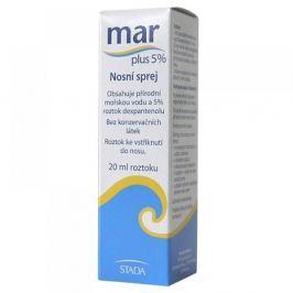 MAR Plus Nasenspray 20ml moř.voda s dexpanth.