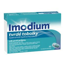 IMODIUM 20X2MG Tobolky