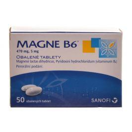MAGNE B6 50 Obalené tablety