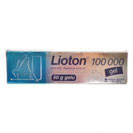LIOTON 100 000 Gel 50 mg