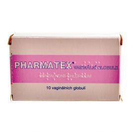 PHARMATEX VAGINALNI GLOBULE GLO VAG 10X18.9MG