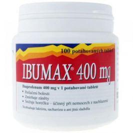 IBUMAX 400 MG 100X400MG Potahované tablety