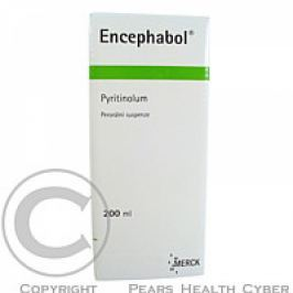 ENCEPHABOL 1X200ML Suspenze