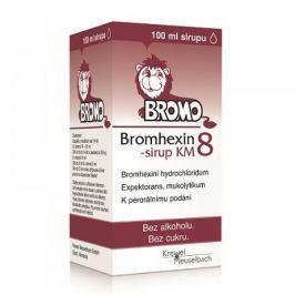 BROMHEXIN 8-SIRUP KM 1X100ML Sirup