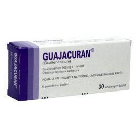 GUAJACURAN 30X200MG Obalené tablety